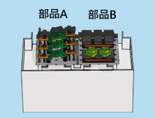 KAWATA交換台1
